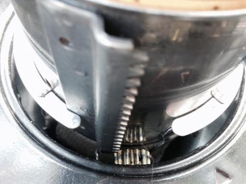 アラジンBF3912の修理