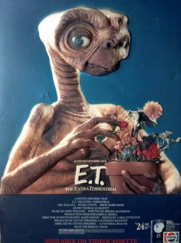 ETのポスター