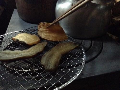 リトルフォレストの干しイモレシピ