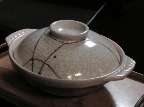 土鍋の修理完成!3