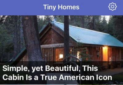 tinyhomes app