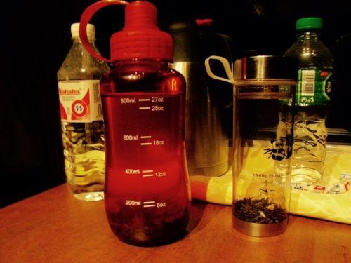 中国で買った水筒