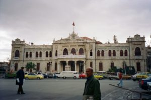 station at Jordan