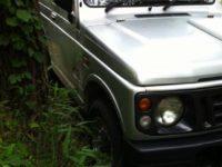 12万円のジムニーJA12を購入|山暮らしの車遍歴
