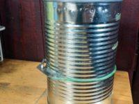 アルコールストーブ用のアルミ缶を綺麗に切りたい