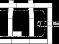 [DIY][おまけ:設計図][2/2]最安値!?自作の薪風呂(直火タイプ)|煙道を活かした薪風呂釜の作り方|五右衛門風呂