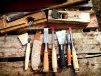 [小屋暮らしの工具編]非電化工具から電動工具へ
