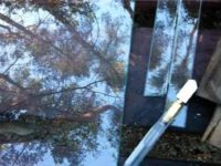 [DIY][古道具][1/2]年代物の窓をリメイク|トリマーで溝掘り|厚みのあるガラスを切断