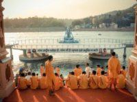 [インド]リシケシュ/Rishikesh|ビートルズも修行に訪れたヨガと瞑想と菜食の町