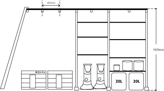 Self-made shelf (1)