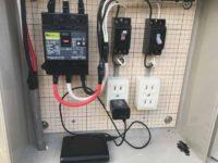 『トラブルあり』小屋に電気を引くコストとその流れ|一ヶ月分の使用量を公開
