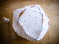 [移住前に考えたこと]昔作った小屋の模型写真が出てきました