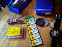 [DIY]腕時計の電池交換|三位一体!プロトレックを復活させたい|PRO TREK - CASIO