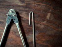 自作のベンダーで鉄棒を曲げよう!|チューブベンダー/ワイヤーベンダー