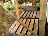 [DIY][庭の整地][2/2]助っ人外人?YUMBOOを迎え入れる為の準備編|薪棚作成と薪割り