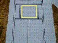 [セルフビルドの小屋][DIY][1/2]南向き窓を[猫用出窓]に作り替える|タイニーハウスの作り方