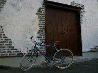 寂しい自転車