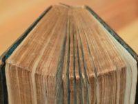 最期に贈る本|昭和初期の本の奥付けから