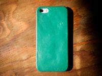 簡単レザーのiPhoneケースを作ろう!
