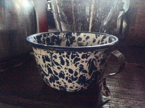 ツナヨシお気に入りのカップ