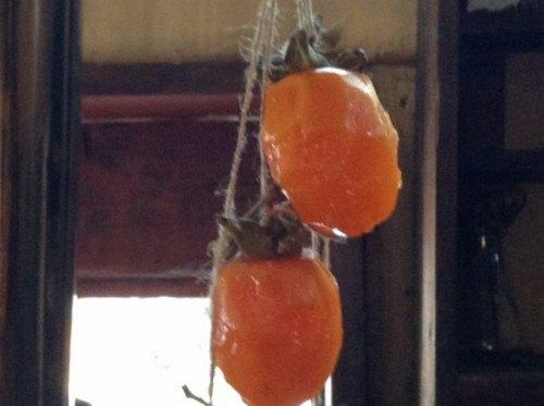 高速干し柿