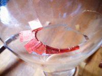 [DIY]ステンドグラス工作?|割れてしまったフラスコを修理したい