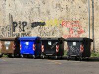 小屋暮らしとゴミ捨て問題