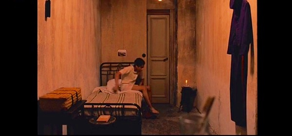 映画の中の小屋 Grand Budapest Hotel