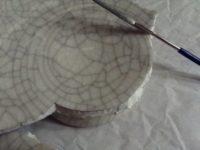 派手に割れた土鍋を修理する|簡易金継ぎ#6