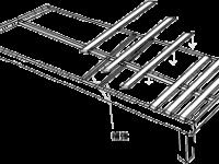 [セルフビルドの小屋][DIY]|天井の補強とベッド制作|タイニーハウスの作り方