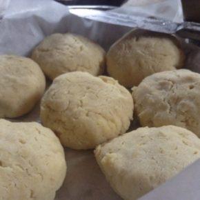 低糖質パン試作