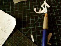 [廃材DIY]郵便ポストを作る