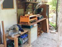 (No.2)[DIY]0円で野外に作業場を作りたい!|ソーホースブラケットと2×4を使った作業台の作り方