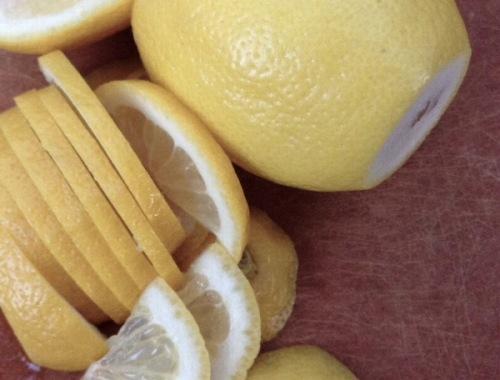 塩漬けレモン