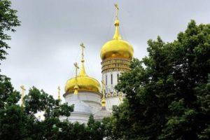 ロシアの教会